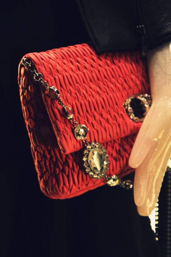 sac matelasse bijoux