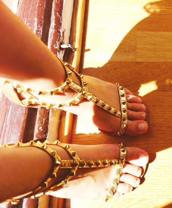 sandales ash malibu
