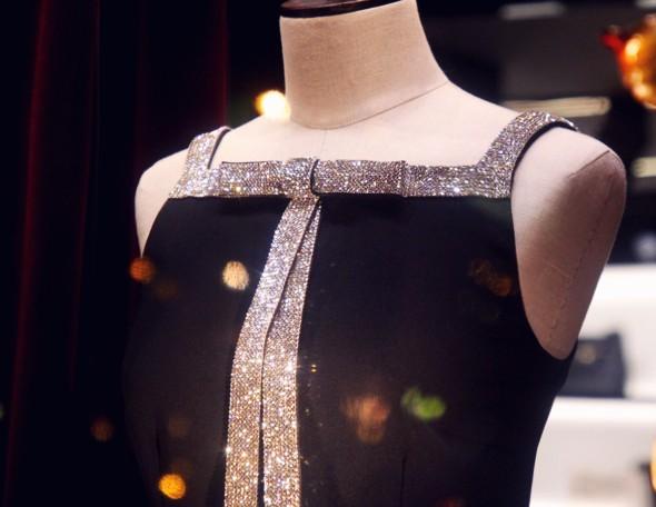Dolce & Gabbana dress robe fall winter 2013 2014_effected