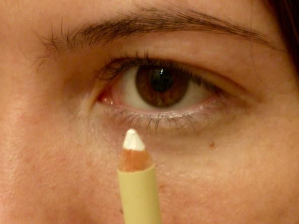 Crayon eyeliner Bio Snowflake, Marsk