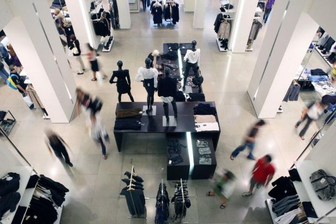 Zara marques de fast consommation
