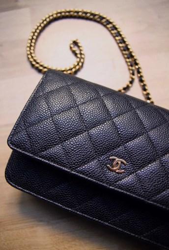 sac chanel WOC Wallet on Chain bag