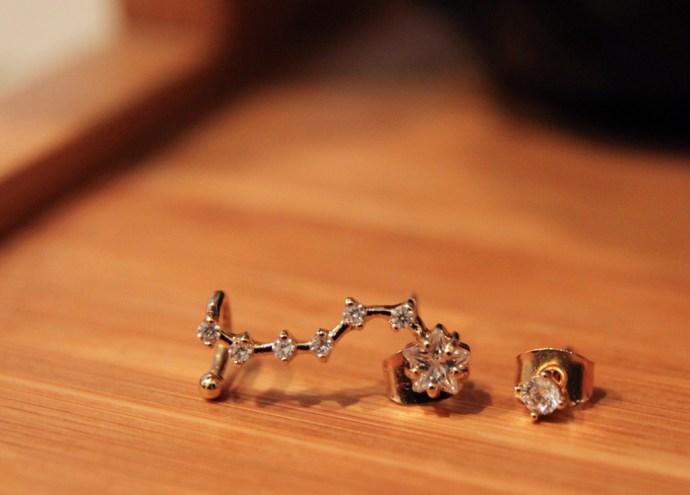 earring cuffs achats beaute