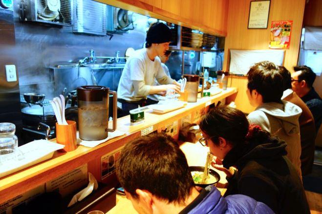 restaurant ramen
