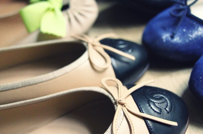 ballerines chanel repetto avis