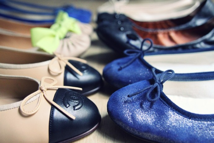 Ballet flat Chanel, Repetto, Aniniel, Marc by Marc Jacobs...