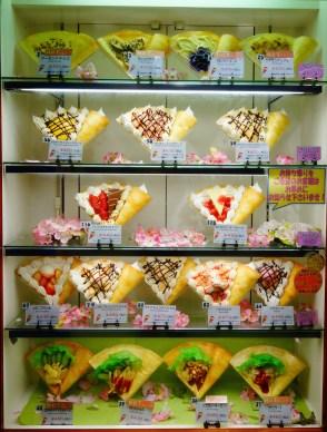 tokyo_crepes_fake_food_models_plastic_menu_restaurant_traditionnal_dishes