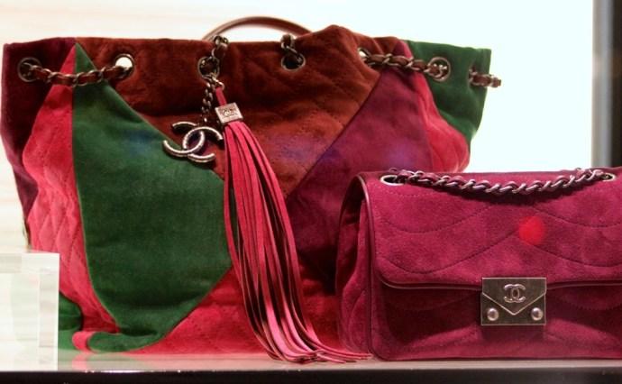Acheter un sac chanel collection temporaire