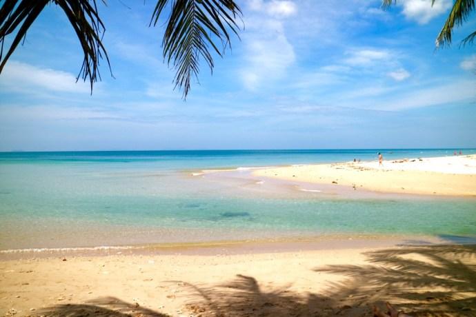 koh lanta thailande plage beach
