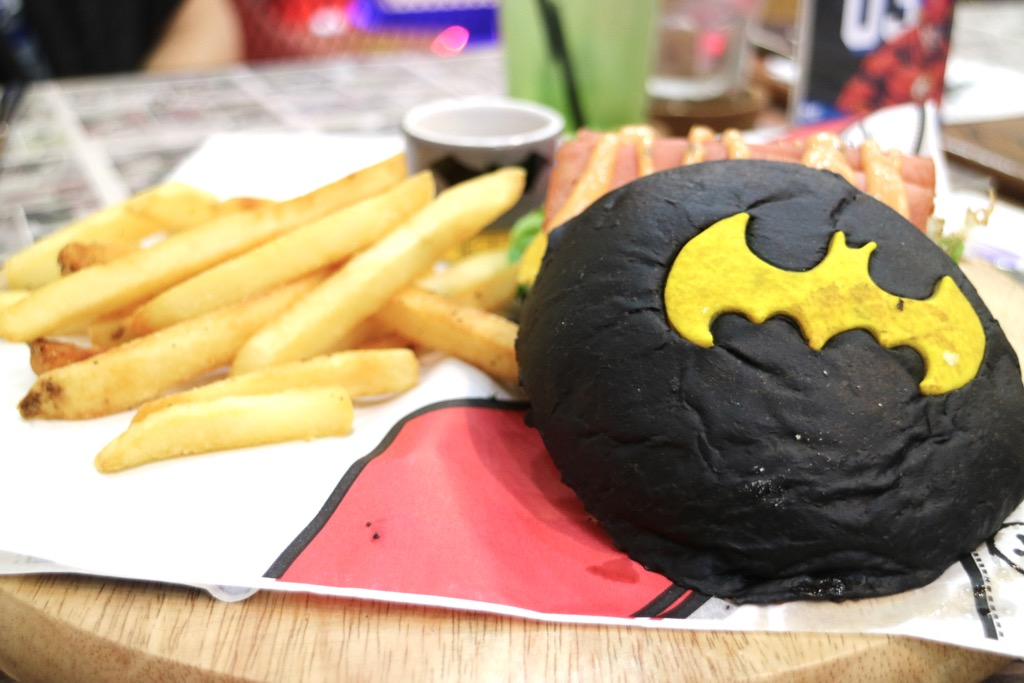 Burger Batman