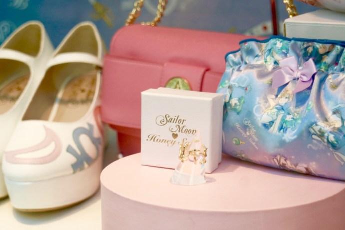 Honey Salon x Sailor Moon collection