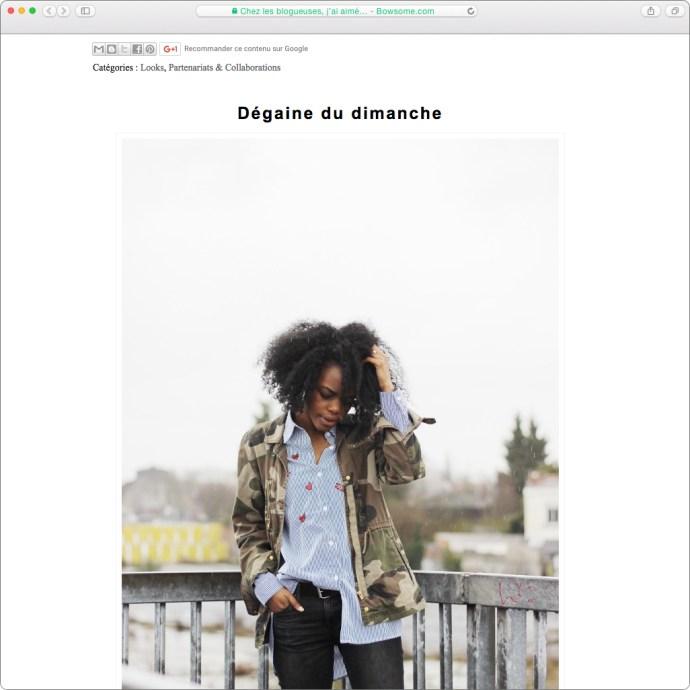 blog mode chemise babou shiia m