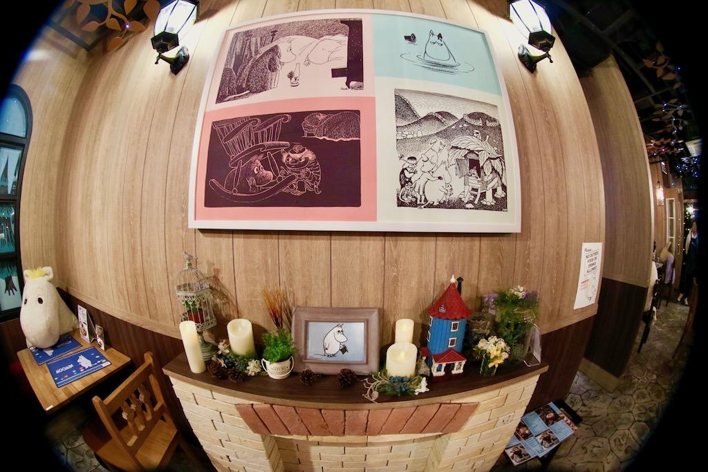 Decoration Moomins