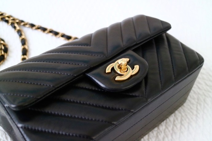 Fermoir Sac Chanel CC
