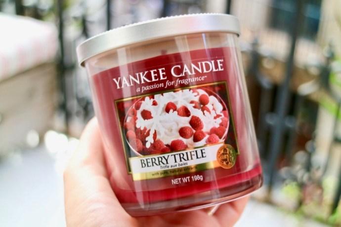 YC berry trifle