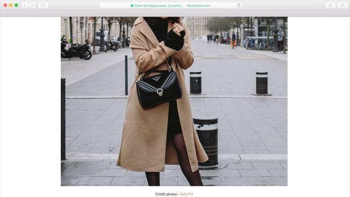style manteau camel