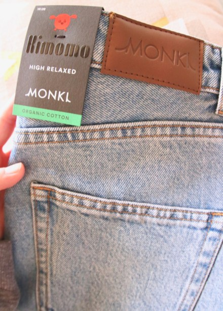 coton organique jean monki