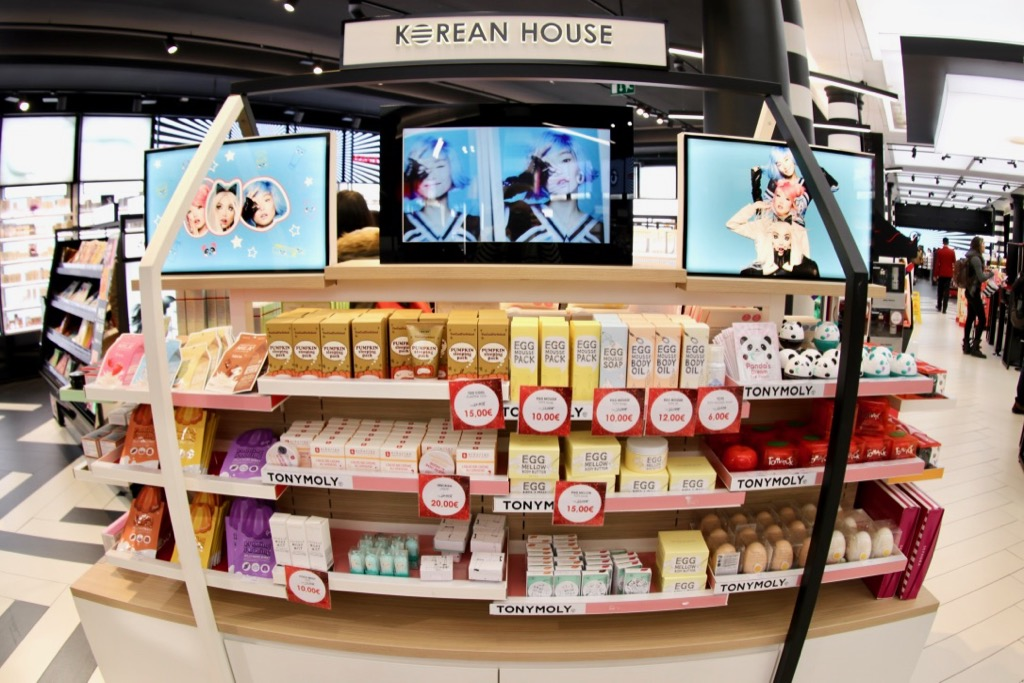 korean house sephora
