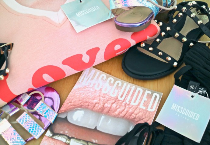 missguided haul