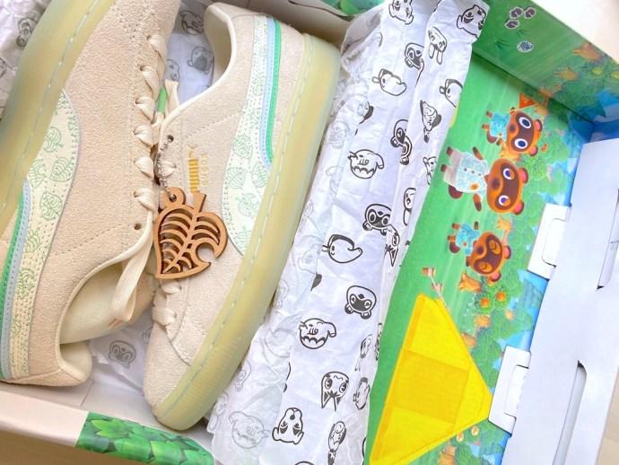 shoe box animal crossing