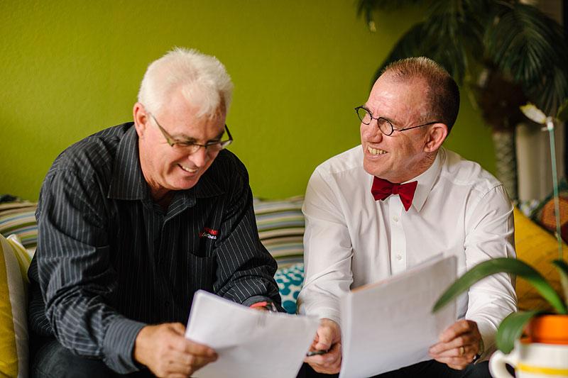 Preparing a will Brisbane - Bow Tie Financial Services