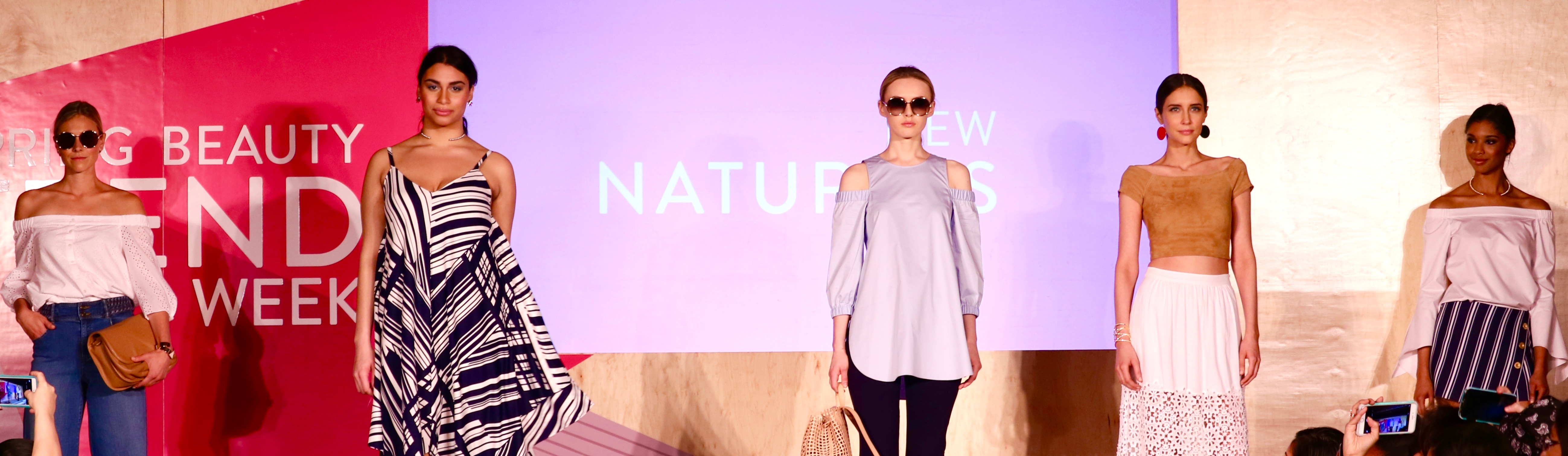 New Naturals Nordstrom Beauty Trend Show 2016 Spring Bowtiful Life 2