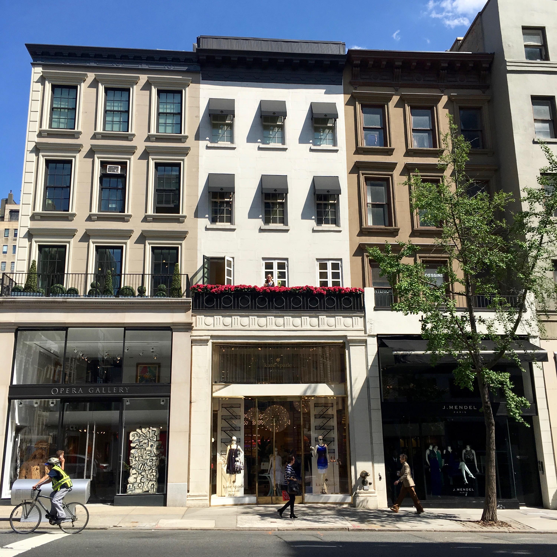 Bowtiful Life New York City Kate Spade Madison Avenue May 2016