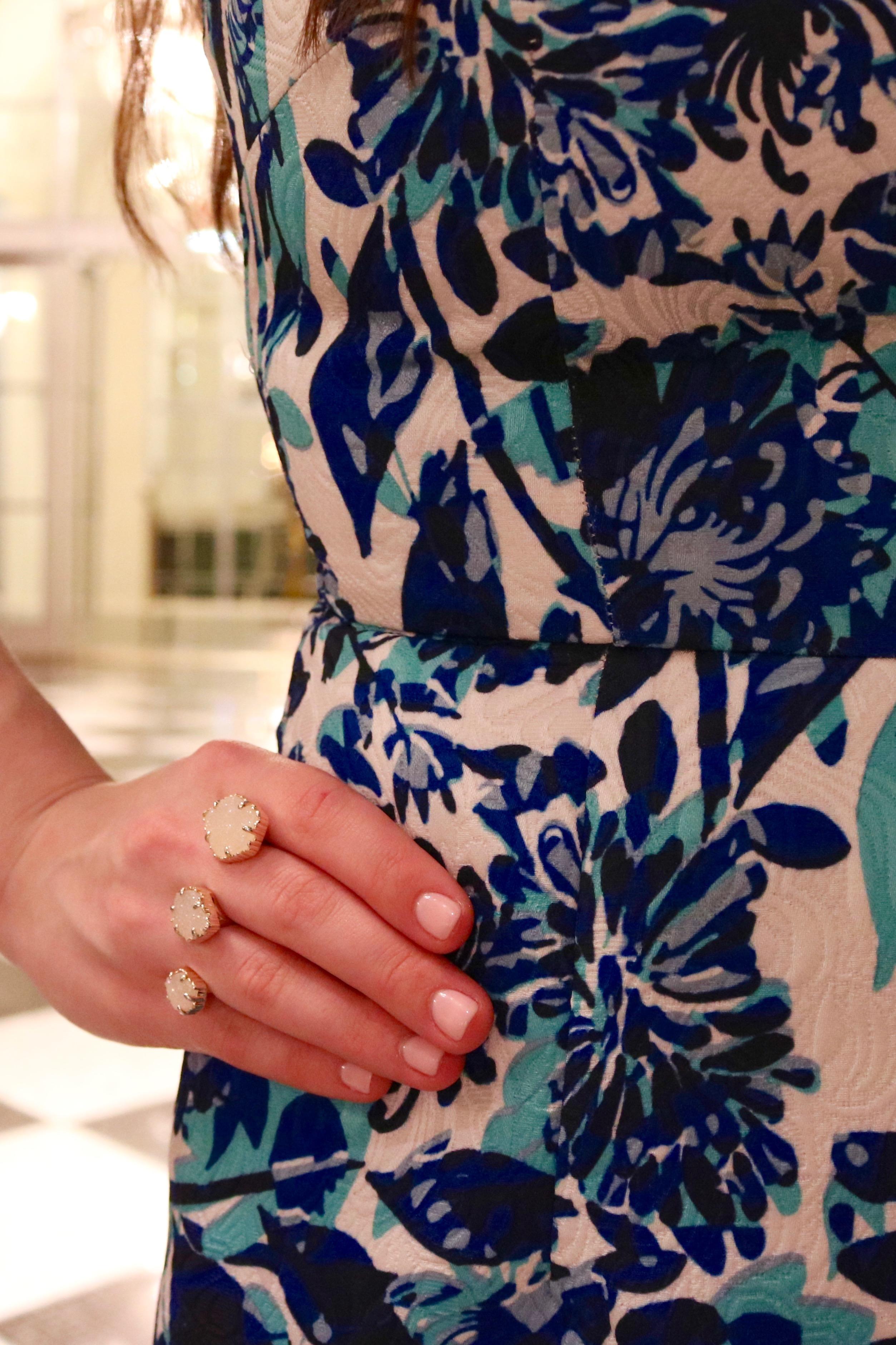 Waldorf Astoria New York Silver Corridor Bowtiful Life