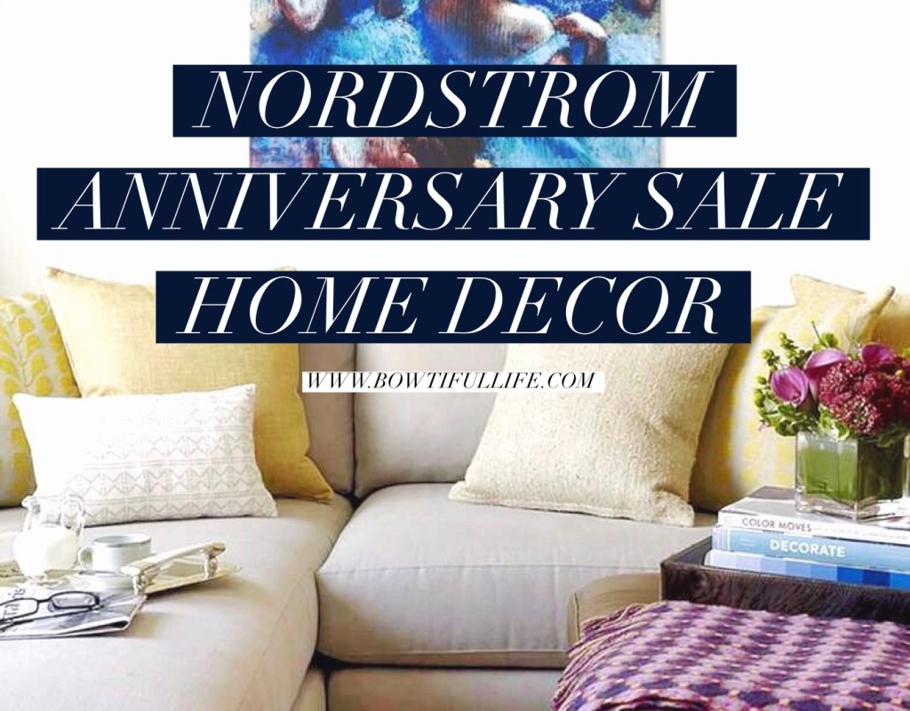Nordstrom Anniversary Sale: Home Decor