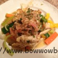 Skate Wings with Grenoble Sauce