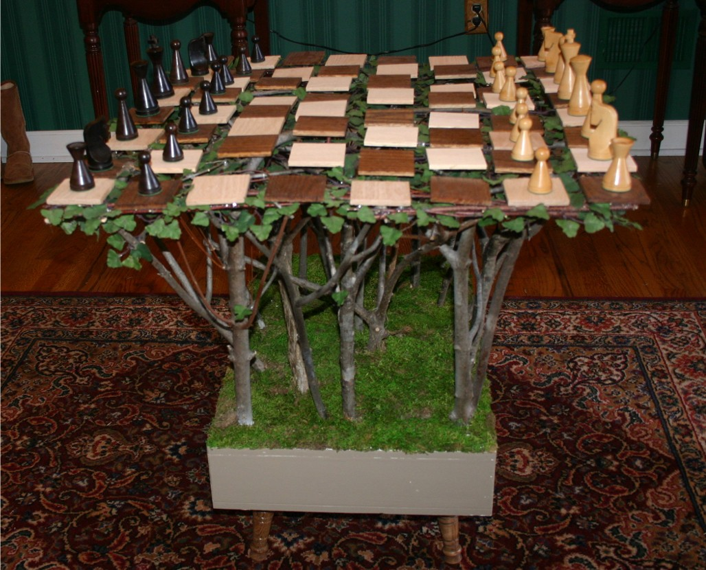 Keith'e Chess table 2
