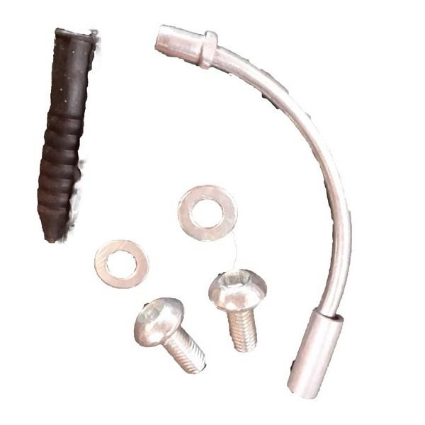 Направляющая трубка тормозного троса
