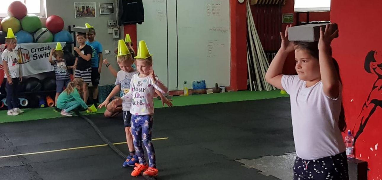 zajecia sportowe dzieci swidnica