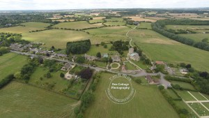 Estate Agent aerial photography