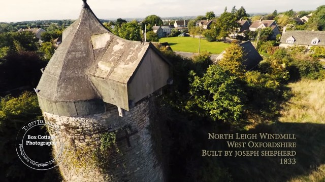 Aerial Images North Leigh