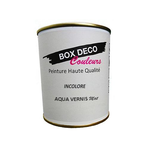 Aqua Vernis mat