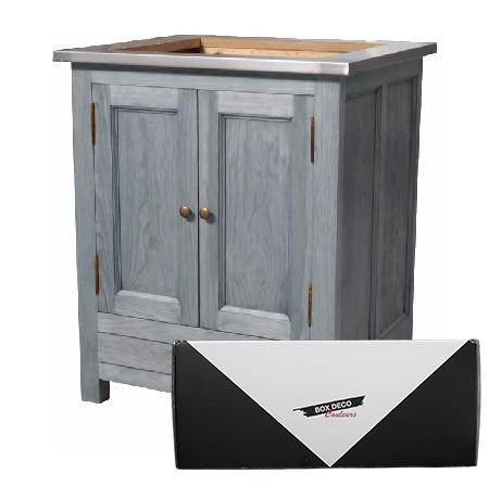 Box peinture meuble cuisine et salle de bain