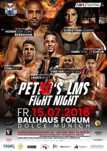 Petkos Fight Night