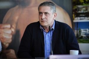 Krasniqis Manager, Ulf Steinforth