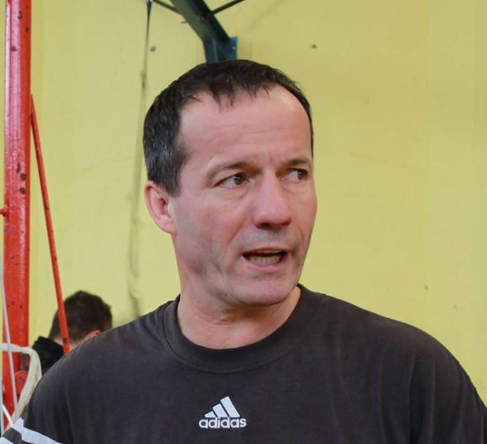 Trainer Karsten Röwer