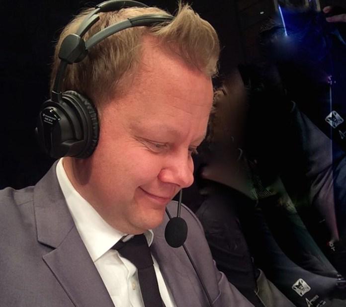 Tobias Drews - Chefkommentator Boxen, Sat.1