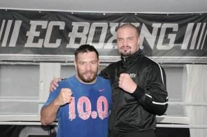 Ruslan Chagaev und Adrian Granat