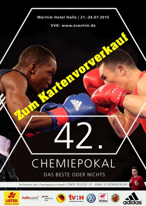 42. Chemiepokal - Plakat