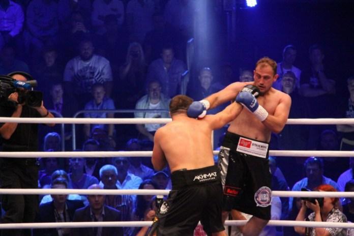Chagaev gegen Pianeta