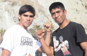 "Pedro ""Pedrin"" Guevara gegen Ganigan Lopez"