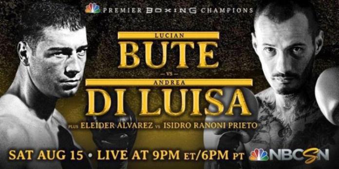Lucian Bute gegen Andrea Di Luisa