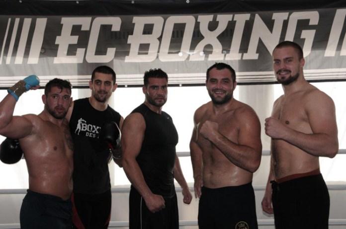 Manuel Charr - Sparringsphase bei EC-Boxing beendet