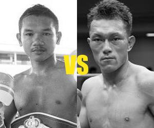 Pungluang Sor Singyu gegen Ryo Akaho