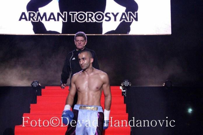 Arman Torosyan / Foto: Devad Hanadovic