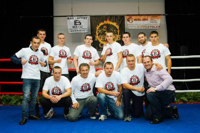 BC BigBoard Praha Team